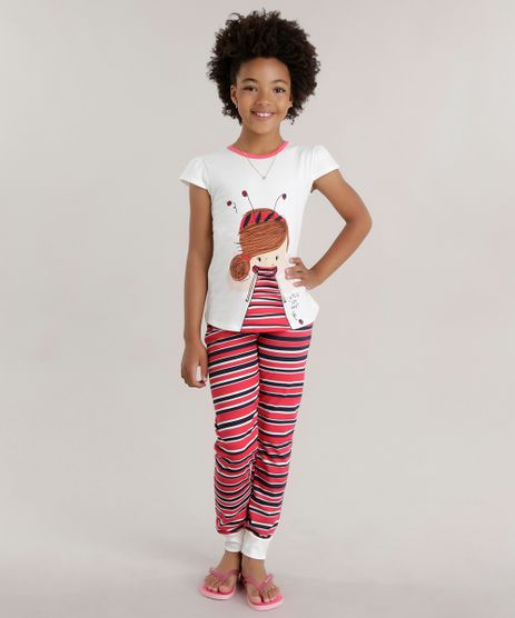 Pijama--Cute-as-Can-Bee---Off-White-8727002-Off_White_1