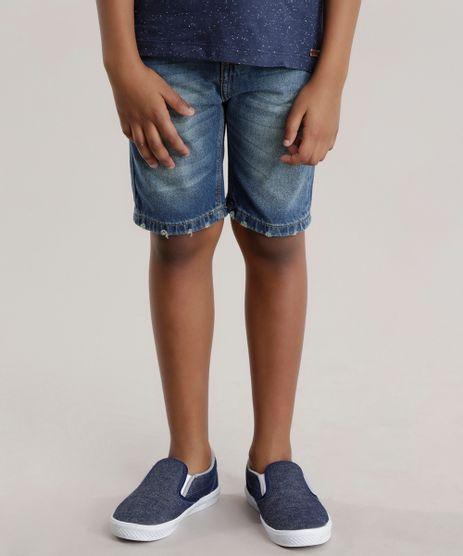 Bermuda-Jeans-Slim-Azul-Escuro-8721628-Azul_Escuro_1