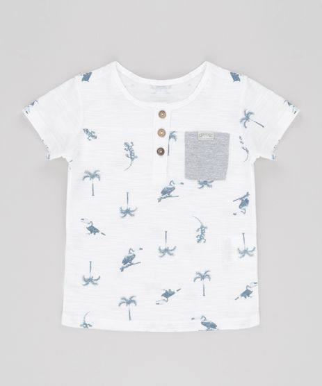 Camiseta-Flame-Basica-com-Bolso-Off-White-8720357-Off_White_1