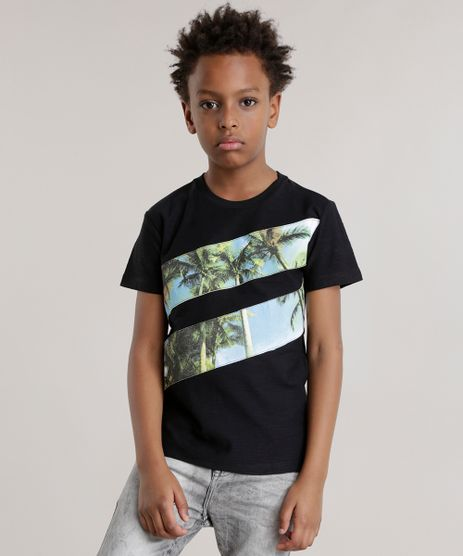 Camiseta-com-Recortes-Estampados-Preta-8726183-Preto_1