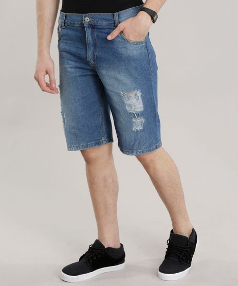 Bermuda-Slim-Jeans-Azul-Medio-8717273-Azul_Medio_1