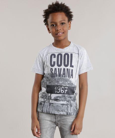 Camiseta--Cool-Savana--Cinza-Mescla-8683634-Cinza_Mescla_1