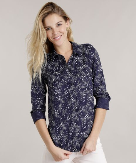 Camisa-Estampada-de-Estrelas-Azul-Marinho-8610162-Azul_Marinho_1