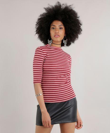 Blusa-Listrada-com-Lurex-Vermelha-8702376-Vermelho_1