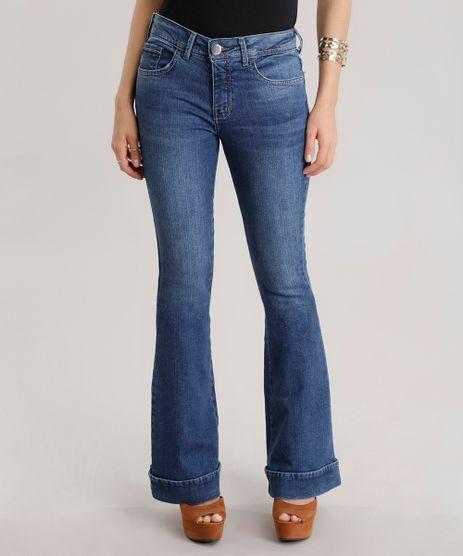 Calca-Jeans-Flare-Azul-Escuro-8705710-Azul_Escuro_1