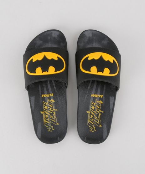 Chinelo-Slide-Grendene-Batman-Preto-8744501-Preto_1