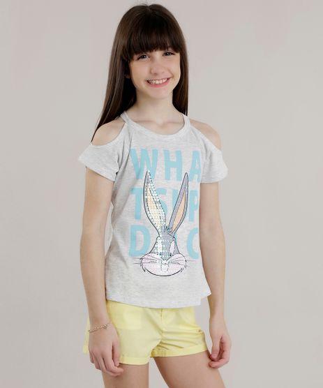 Blusa-Open-Shoulder-Perna-Longa-com-Paetes-Cinza-Mescla-8720872-Cinza_Mescla_1
