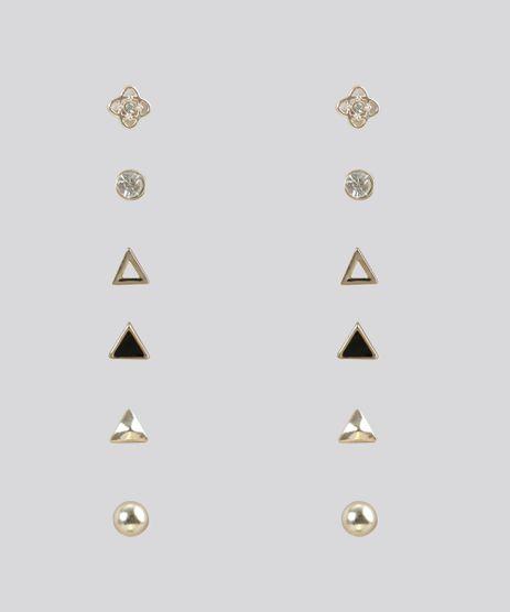 Kit-de-6-Brincos-Dourado-8677001-Dourado_1