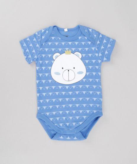 Body-Estampado-Urso-em-Algodao---Sustentavel-Azul-8661640-Azul_1