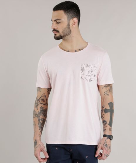 Camiseta-com-Bolso-Estampado--Born-Ride--Rose-8701884-Rose_1