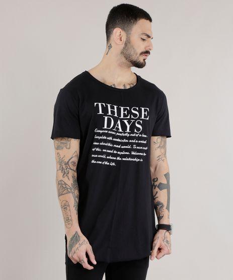 Camiseta-Longa--These-Days--Preta-8712599-Preto_1