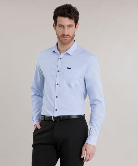 Camisa-Comfort-Listrada-Azul-Claro-8585465-Azul_Claro_1