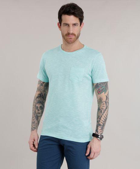 Camiseta-com-Bolso-Verde-Claro-8713513-Verde_Claro_1