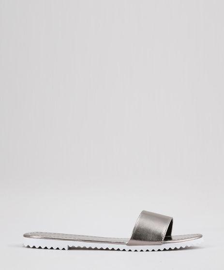 Rasteira-Slide-Metalizada-Grafite-8721891-Grafite_1