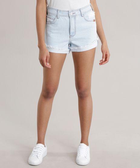 Short-Jeans-Hot-Pant-Azul-Claro-8711244-Azul_Claro_1