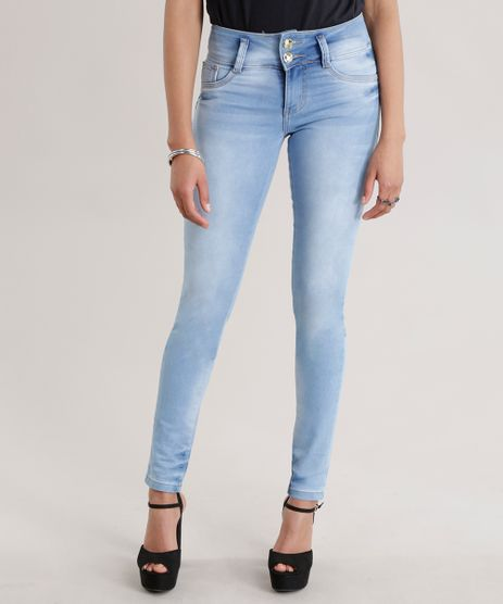 Calca-Jeans-Super-Skinny-Modela-Bumbum-Sawary-Azul-Claro-8711409-Azul_Claro_1