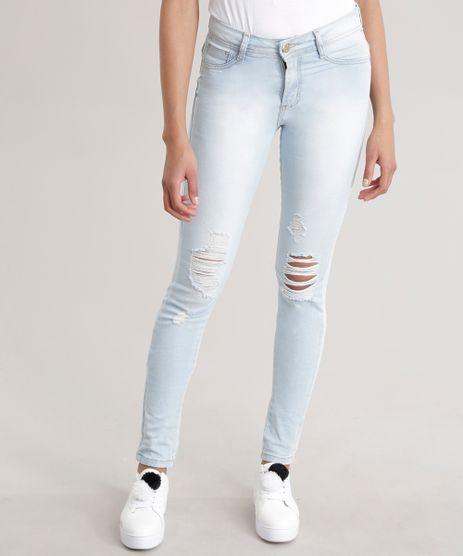 Calca-Jeans-Super-Skinny-Destroyed-Sawary-Azul-Claro-8702674-Azul_Claro_1