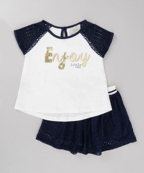 Conjunto-de-Blusa--Enjoy--Off-White---Saia-em-Tela--Azul-Marinho-8724198-Azul_Marinho_1