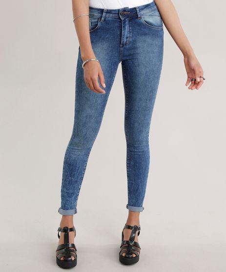 Calca-Jeans-Super-Skinny-Marmorizada-Azul-Medio-8722793-Azul_Medio_1
