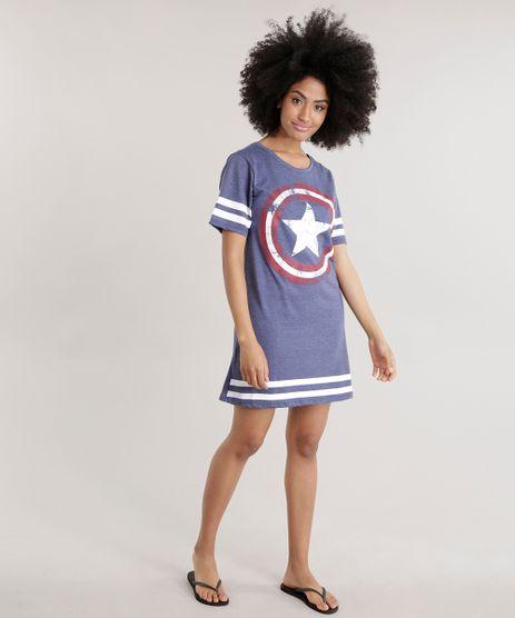 Camisola-Capitao-America-Azul-8692110-Azul_1