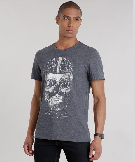Camiseta-Caveira-Cinza-Mescla-Escuro-8332477-Cinza_Mescla_Escuro_1