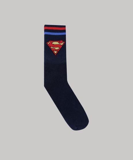 Meia-Super-Homem-Azul-Marinho-8754701-Azul_Marinho_1
