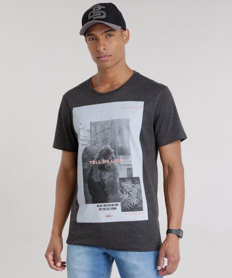 Camiseta--Tell-Me-Lies--Cinza-Mescla-Escuro-8659420-Cinza_Mescla_Escuro_1