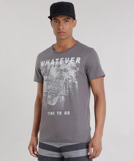 Camiseta--Whatever--Chumbo-8787208-Chumbo_1