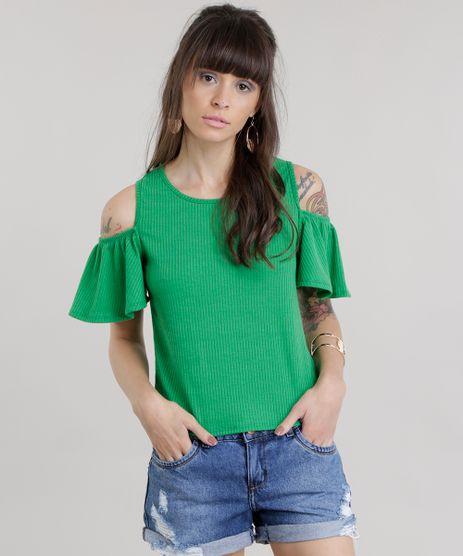 Blusa-Open-Shoulder-Canelada-Verde-8744578-Verde_1