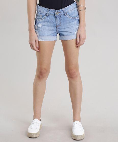Short-Jeans-Reto-Destroyed-Azul-Claro-8748954-Azul_Claro_1