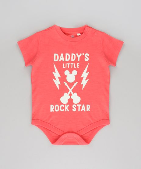 Body-Mickey--Daddy-s-Little-Rock-Star--Vermelho-8661674-Vermelho_1