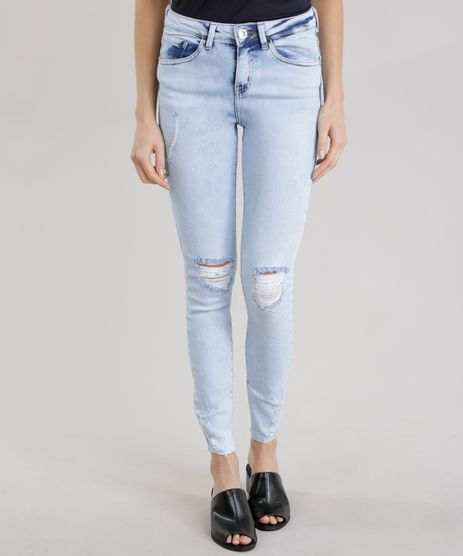 Calca-Jeans-Cigarrete-Destroyed-Azul-Claro-8707485-Azul_Claro_1