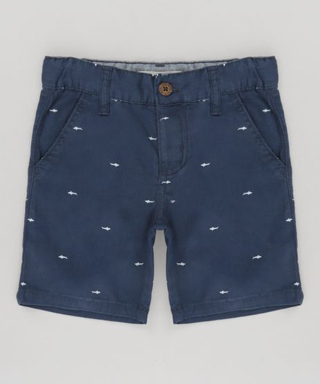 Bermuda-Slim-Estampada-Azul-Marinho-8731183-Azul_Marinho_1