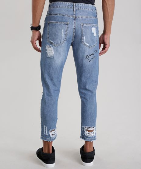 //www.cea.com.br/calca-jeans-carrot-cropped-destroyed--rules--azul-medio-8680928-azul_medio/p