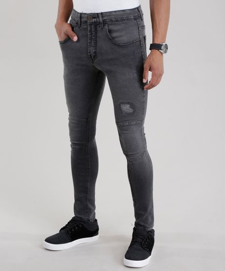 Calca-Jeans-Biker-Preta-8727754-Preto_1