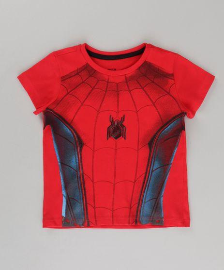 Camiseta-Homem-Aranha-Vermelha-8778033-Vermelho_1