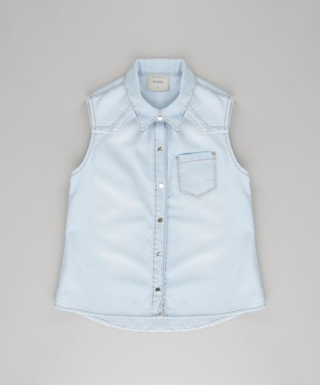 Camisa-Jeans-sem-Manga-Azul-Claro-8720727-Azul_Claro_1
