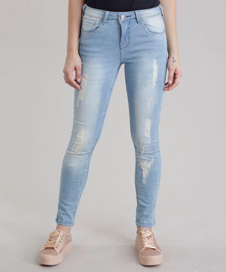 Calca-Jeans-Skinny-Destroyed-Azul-Claro-8268118-Azul_Claro_1