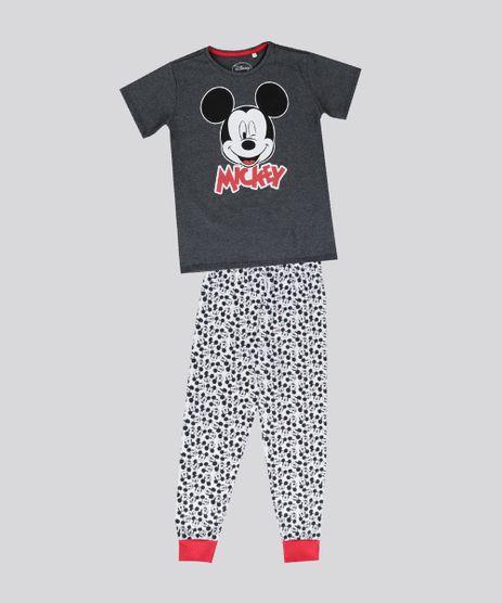 Pijama-Mickey-Cinza-Mescla-Escuro-8727018-Cinza_Mescla_Escuro_1