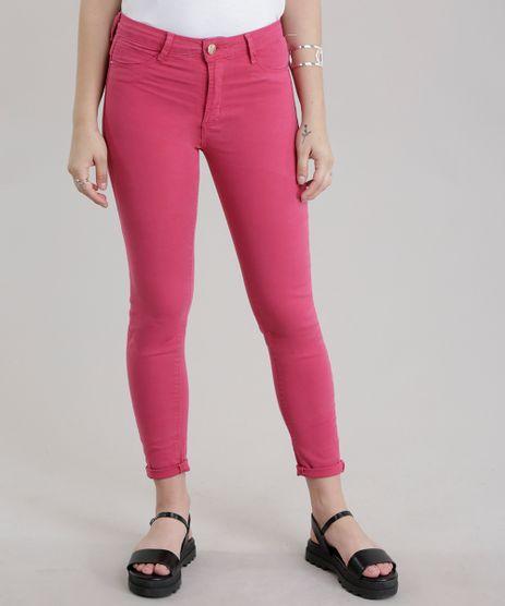 Calca-Super-Skinny-Sawary-Rosa-Escuro-8702740-Rosa_Escuro_1