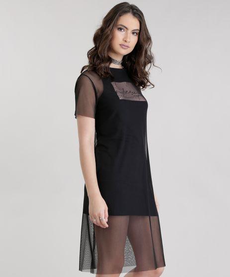 Vestido--Beau-Toujours--em-Tule-Preto-8744739-Preto_1