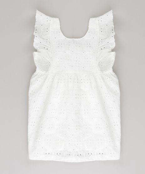Vestido-em-Laise-com-Babado-Branco-8687349-Branco_1