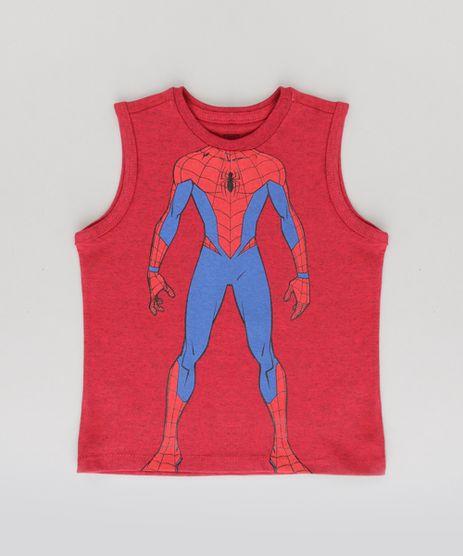 Regata-Homem-Aranha-Vermelha-8749987-Vermelho_1