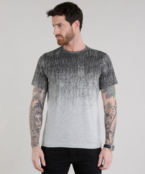 Camiseta-com-Estampa-Geometrica-Cinza-Mescla-Claro-8760943-Cinza_Mescla_Claro_1