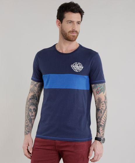 Camiseta-com-Recorte--Harmony--Azul-Marinho-8709222-Azul_Marinho_1