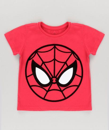 Camiseta-Homem-Aranha-Vermelha-8777988-Vermelho_1