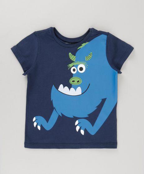 Camiseta-interativa-Monstro-Azul-Marinho-8759829-Azul_Marinho_1