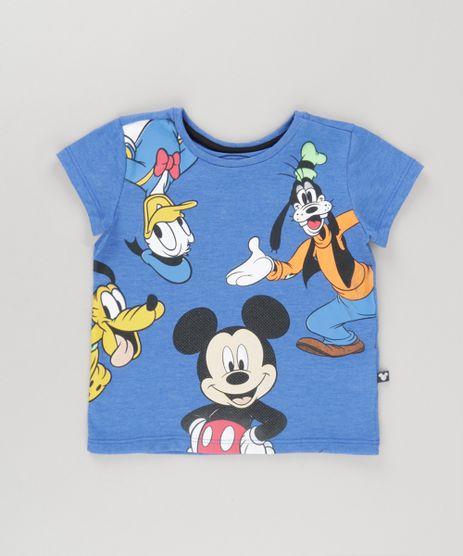 Camiseta-Turma-do-Mickey-Azul-8778039-Azul_1