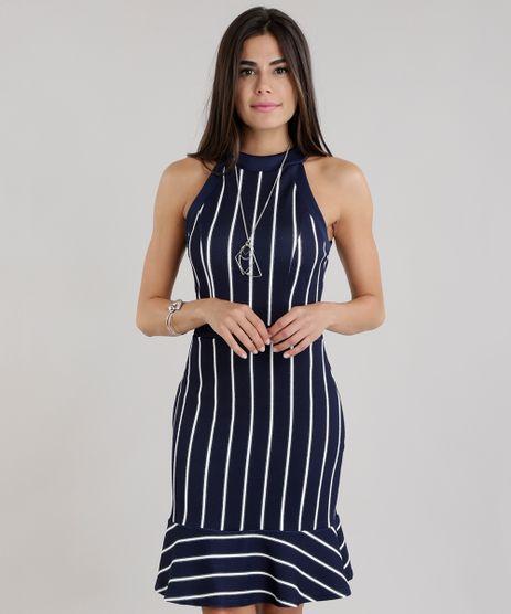 Vestido-Halter-Neck-Listrado-Azul-Marinho-8697599-Azul_Marinho_1