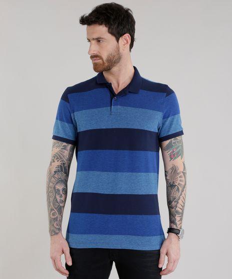 Polo-em-Piquet-Listrada-Azul-8708039-Azul_1